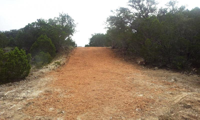 cedar mulch road
